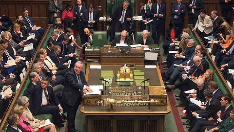 """英国寻求对协议第四次投票,欧盟正为""""硬脱欧""""做准备"""