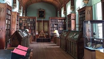 寻访剑桥帕克图书馆