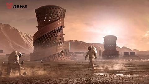 火星上的家:看看NASA栖息地挑战赛前三名的设计!