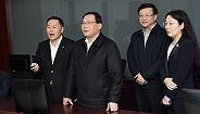 提升国企核心竞争力和品牌影响力!李强赴上海华谊、东方国际调研
