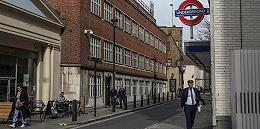 英国情报机构隐匿66年的伦敦办公室曝光:夹在?#21069;?#20811;?#36884;?#21543;之间
