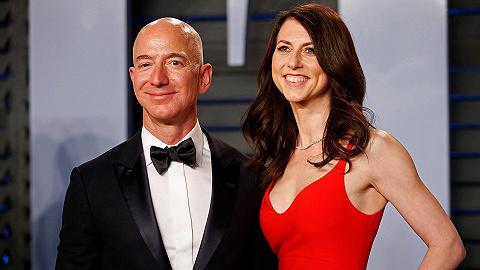麦肯齐·贝佐斯离婚后或成世界第三女富豪,?#20154;?#26356;有钱的女性是谁?