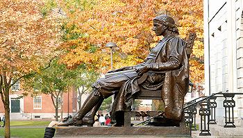 天秤仍旧倾斜:哈佛大学新生班有近四成是校友子女