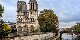 Gucci母公司CEO将出资1亿欧元修复巴黎圣母院
