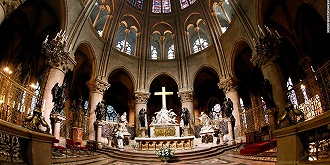 法国奢侈品集团接连捐款修缮巴黎圣母院,时尚行业为何如此重视?#24080;?#22320;标?