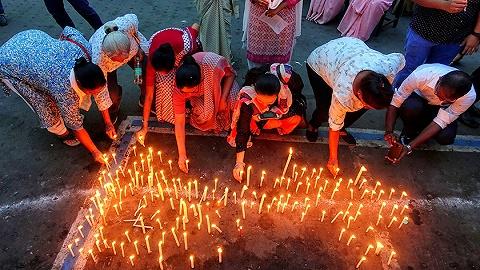 4名在斯里兰卡爆炸中受伤的中国公民回国,仍有5人失联