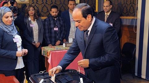 埃及通过全民公投,塞西将可执政至2030年
