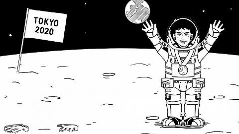 硬核二次元的胜利:东京奥组委将把高达模?#36864;?#19978;太空