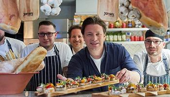 名厨杰米·奥利弗名下餐厅宣布破产,英国中档餐厅的寒冬来了?