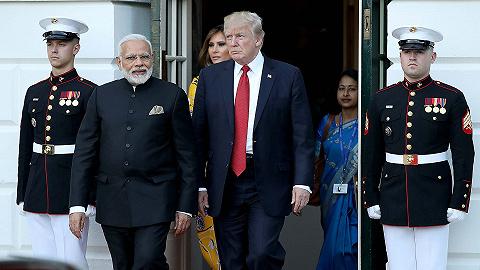 印度对美国28种商品加征闭税,杏仁和苹果列