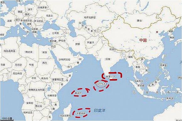 毛里求斯gdp_一个让马尔代夫都自惭形秽的国家,对中国友好到让日本人眼红