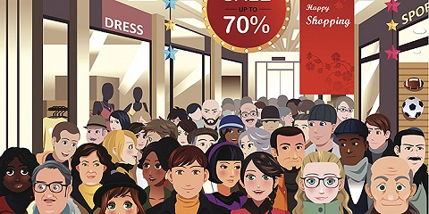 为什么这届年轻人容易掉入消费主义的陷阱?