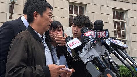 章瑩穎案量刑審判日期推遲請求被駁回,章家律師:慣用伎倆不足為奇