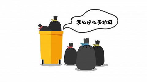 数据   近18年中国多了8051万吨城市垃圾,北京上海居首