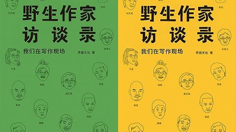 """【一周新书引荐】野生作家怎样""""单打独斗""""?"""