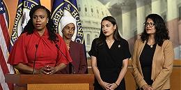 """美国会女议员驳特?#21183;鍘?#22238;家""""言论:你非法?#32456;及?#23467;,不值得拥护"""