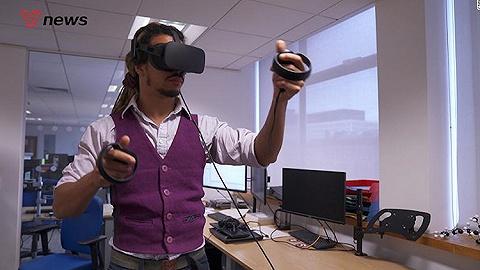 像打游戲一樣移動分子,虛擬現實技術正用于研發新藥