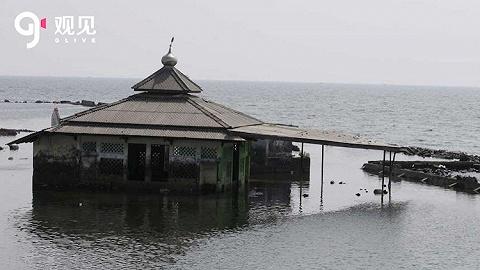 """每年下沉十厘米,印尼欲花420億美元建""""海墻""""防首都下陷"""