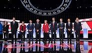 民主党初选第二轮争辩差别凸显,10位候选人工拉票用这些话作结