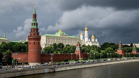 """普京坐在""""火药桶""""上?克里姆林宫意外发现一枚二战炸弹"""