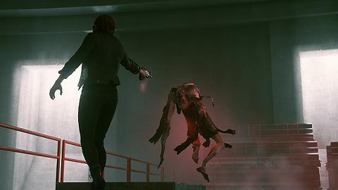 《心灵杀手》工作室推出新作《控制》,让玩家扮演超能力者调查神秘事件