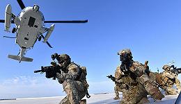 韩国启动最大范围独岛防御军演,陆军特种兵首次现身