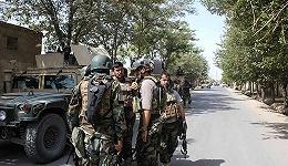 """与美国""""接近告竣条约""""之际,塔利班猛攻阿富汗北部重镇昆都士"""