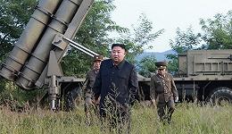 金正恩再次现场指点超大型火箭炮试射:满意,只剩连发试验了