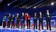 民主党初选第三轮争辩:情势未明朗,医保枪支仍是热门议题