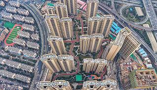 【财经数据】一线城市房价风向标迎14个月首降