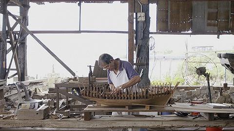 即將消失的澳門造船業,71歲老人從造船到造船模型
