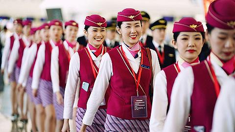 【圖集】大興國際機場正式投入運營