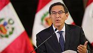 """秘魯總統宣布解散國會后,遭后者""""停職""""12個月"""