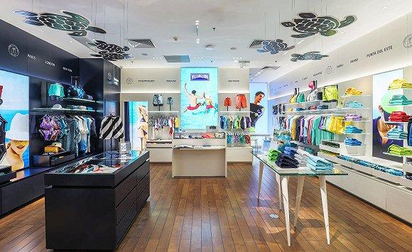 法国高端泳装品牌Vilebrequin入驻上海,开始加速扩张内地市场|界面新闻·时尚