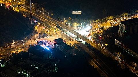 不具備大型物件運輸資質!無錫高架橋事故卷入多家企業
