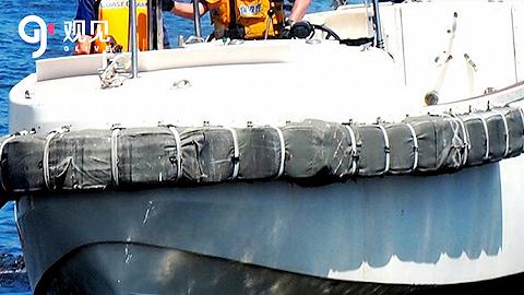 載中國船員貨船在日本近海沉沒,1人死亡7人失蹤