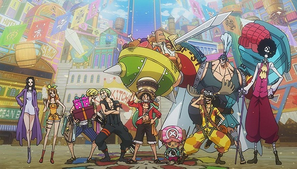 [2019剧场版]海贼王:狂热行动动漫,动画One Piece: Stampede全集下载,航海王剧场版14:狂热行动在线观看