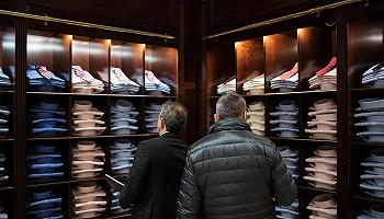200岁的Brooks Brothers要被意大利金主卖掉了?