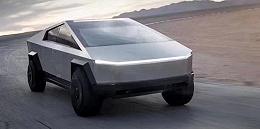 可以防子弹、上火星的特斯拉电动皮卡Cybertruck来了 | 新车