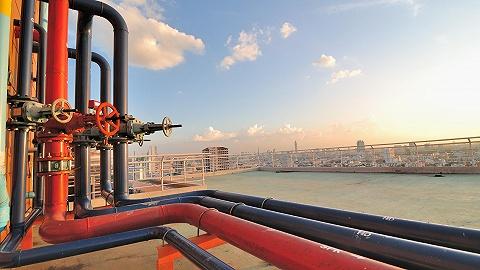 中俄东线天然气管道正式投产通气