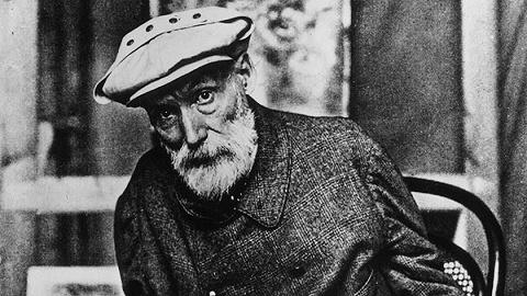 印象派大師雷諾阿逝世百年:為什么藝術不能是美的?