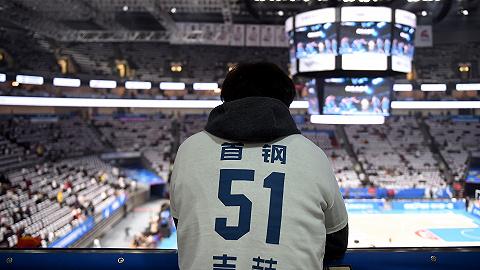 """""""吉喆,你未曾离开""""——来自首钢篮球大家庭的呼唤"""