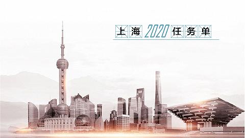 图解 | 一图看懂2020年上海任务单