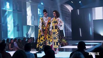 《潮流合伙人》的粉丝请注意,这里介绍一档新的时尚真人秀