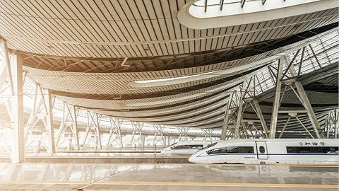 三分钟看财报 上市首日未封涨停,换手率超50%,京沪高铁还有多少空间?
