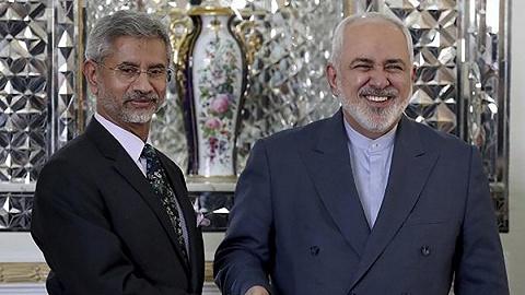 背离美欧,经济压力下的伊朗向印度靠拢