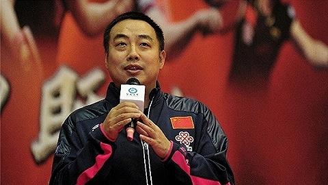 刘国梁:把革命精神带到东京奥运会赛场