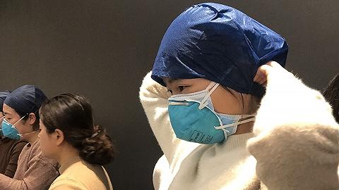 上海醫療隊已全面接手武漢金銀潭醫院兩層病房