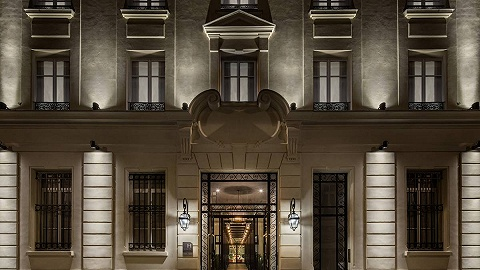 新酒店|这家巴黎歌剧院旁的现代酒店,摆脱了一次性塑料制品