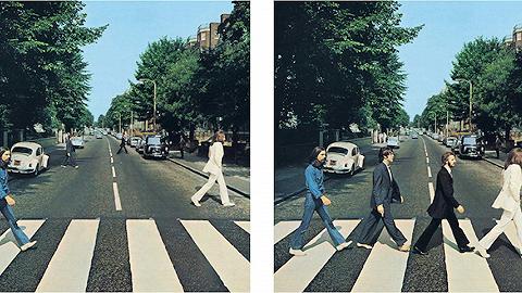 """可口可乐、耐克还有披头士的经典专辑,都在说""""待在家里,保持距离"""""""